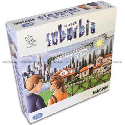 Bezier Games Suburbia