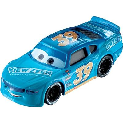 Mattel Disney Pixar Cars 3 Buck Bearingly Vehicle