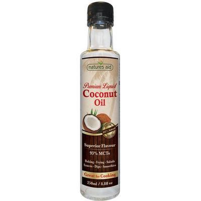 Natures Aid Coconut Oil 250ml