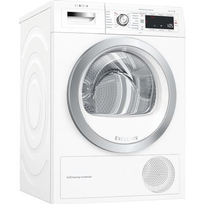 Bosch WTW875E27 Hvid