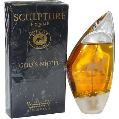 Nikos Sculpture Homme God's Night EdT 100ml