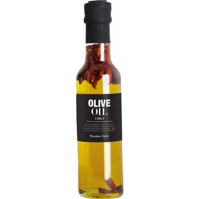 Nicolas Vahé Olive Oil With Chili 25cl