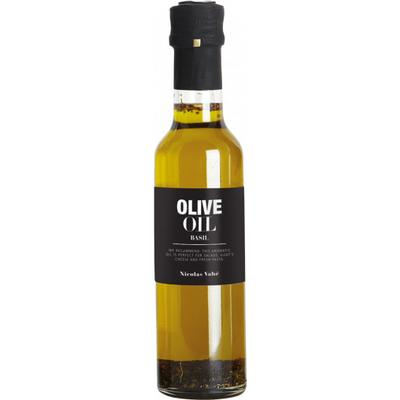 Nicolas Vahé Olive Oil With Basil 25cl