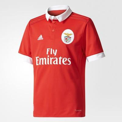 Adidas Benfica SL Home Jersey 17/18 Youth