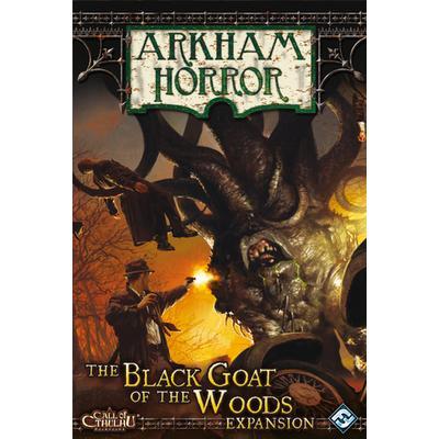 Fantasy Flight Games Arkham Horror Black Goat of the Woods (Engelska)