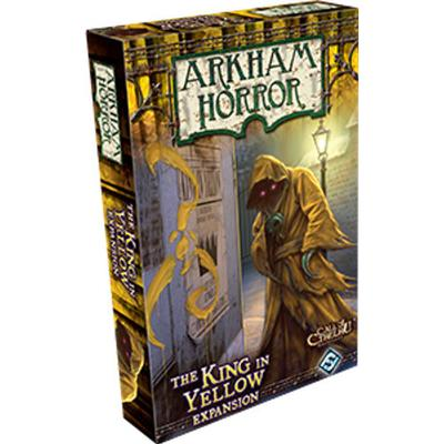 Fantasy Flight Games Arkham Horror The King in Yellow Expansion (Engelska)