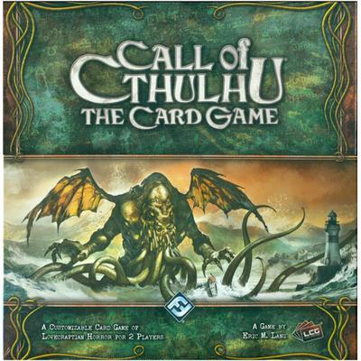 Fantasy Flight Games Call of Cthulhu (Engelska)