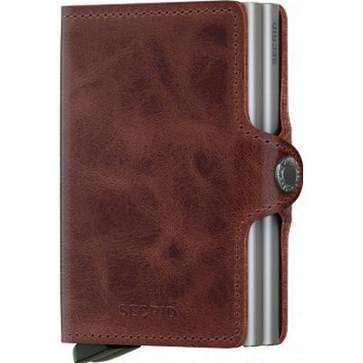Secrid Twin Wallet - Vintage Brown