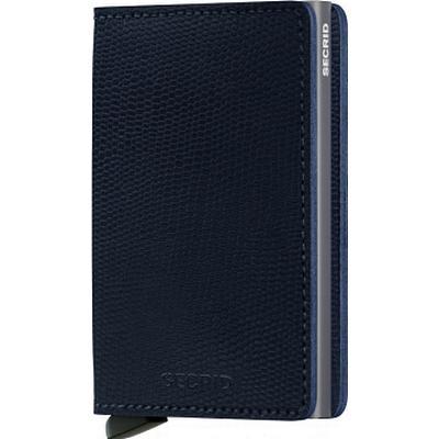 Secrid Slim Wallet - Rango Blue Titanium