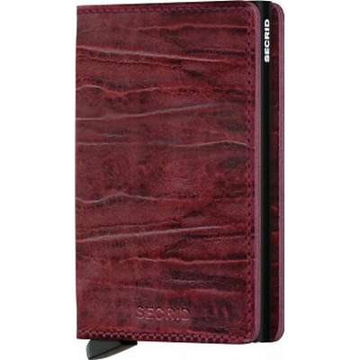 Secrid Slim Wallet - Dutch Martin Bordeaux