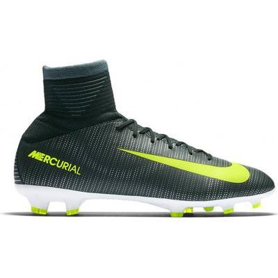 Nike Mercurial Superfly V CR7 FG - Black/Green