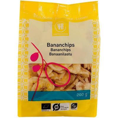 Urtekram Banana Chips 200g