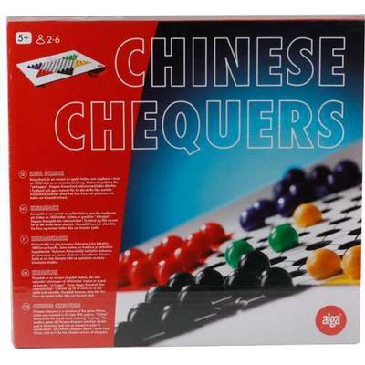 Alga Chinese Checkers