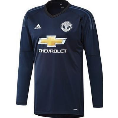 Adidas Manchester United Home Goalkeeper LS Jersey 17/18 Youth