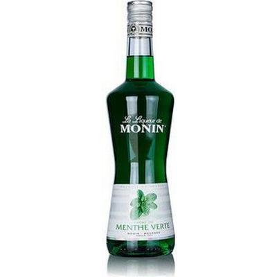 Monin Liqueur Menthe Verte 20% 70 cl