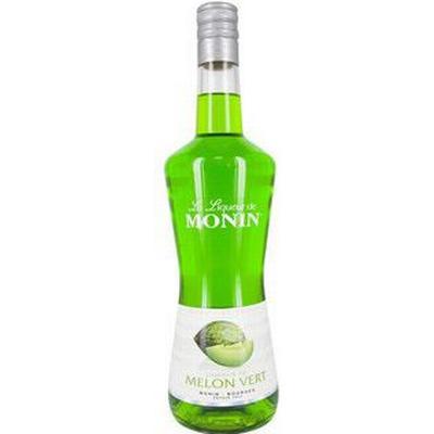 Monin Liqueur Green Melon 20% 70 cl