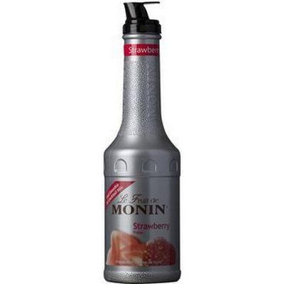 Monin Purémix Jordbær 0% 100 cl