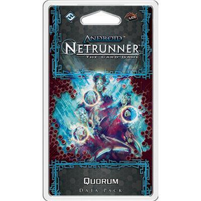 Fantasy Flight Games Android Netrunner Quorum (Engelska)