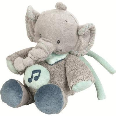 Nattou Mini Musical Jack the Elephant 843072