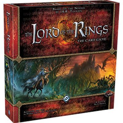 Fantasy Flight Games The Lord of the Rings (Engelska)