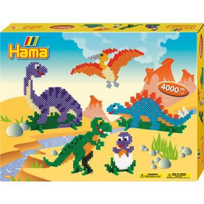Hama Midi Beads Dinosaurs Large Gift Set 3144