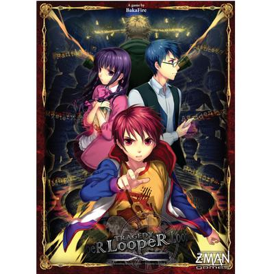 Z-Man Games Tragedy Looper