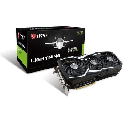 MSI GeForce GTX 1080 Ti Lightning Z