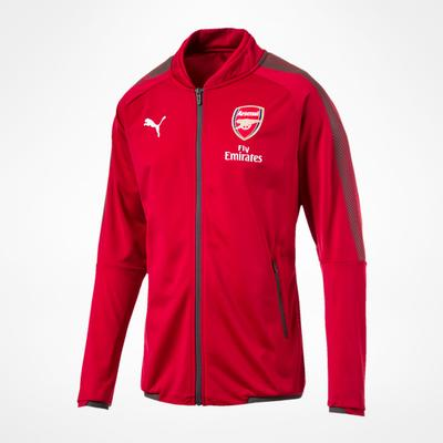 Puma Arsenal FC Stadium Track Jacket Sr