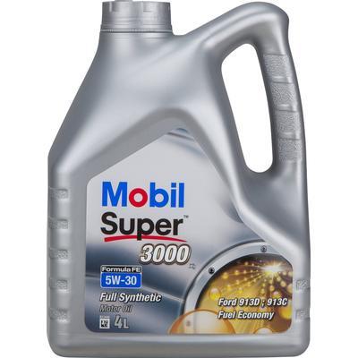 Mobil Super 3000 5W-40 Motorolie