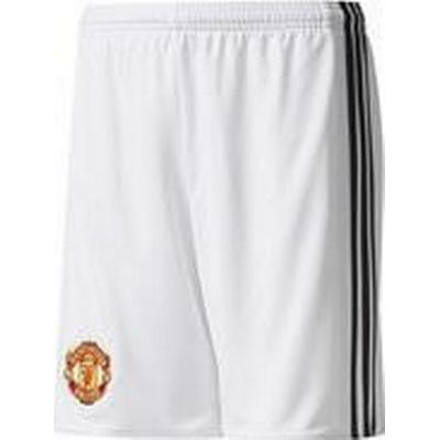 Adidas Manchester United Home Shorts 17/18 Youth