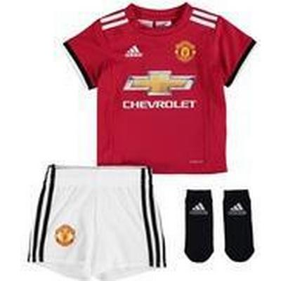 Adidas Manchester United Home Jersey Kit 17/18 Infant