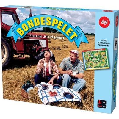 Alga Bondespelet (Svenska)