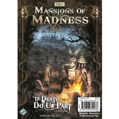 Fantasy Flight Games Arkham Horror: Mansions of Madness: Til Death Do Us Part (Engelska)