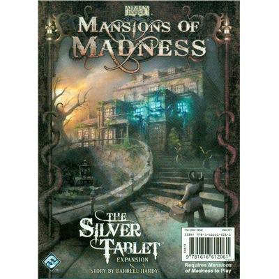 Fantasy Flight Games Arkham Horror: Mansions of Madness: The Silver Tablet (Engelska)
