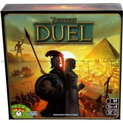 Repos Production 7 Wonders Duel
