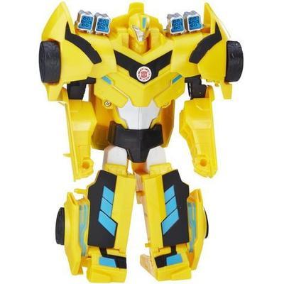 Hasbro Transformers Robots in Disguise Combiner Force 3 Step Changer Bumblebee C0641