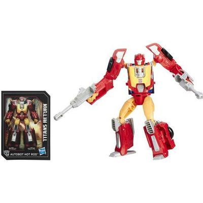 Hasbro Transformers Generations Titans Return Autobot Hot Rod & Firedrive C0271