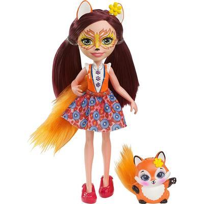 Mattel Enchantimals Felicity Fox Doll