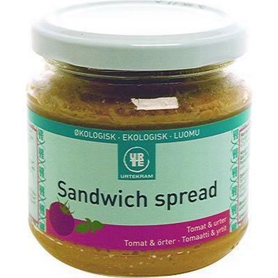 Urtekram Sandwich Spread Tomat 180g