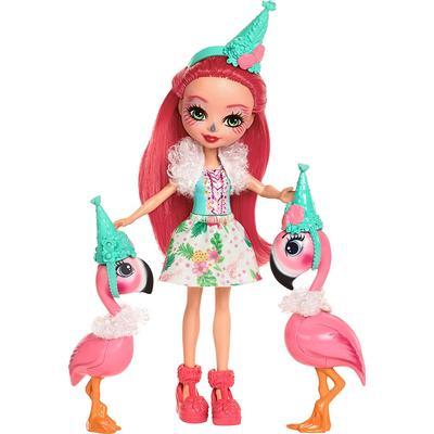 Mattel Enchantimals Let's Flamingle Dolls