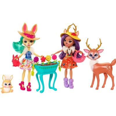 Mattel Enchantimals Garden Magic Doll Set