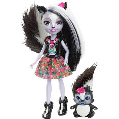 Mattel Enchantimals Sage Skunk Doll