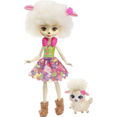 Mattel Enchantimals Lorna Lamb Doll