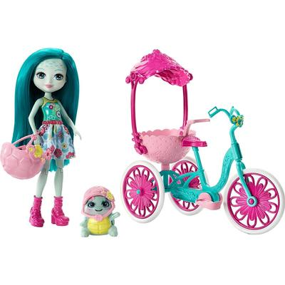 Mattel Enchantimals Built for Two Doll Set