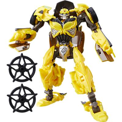Hasbro Transformers the Last Knight Premier Edition Deluxe Bumblebee