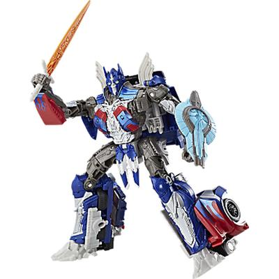Hasbro Transformers the Last Knight Premier Edition Voyager Class Optimus Prime C1334