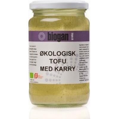 Biogan Tofu with Curry Powder Eco 330g