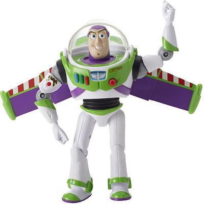 Mattel Disney Pixar Toy Story Space Wings Buzz Lightyear