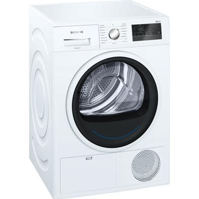 Siemens WT45H2S8DN Hvid