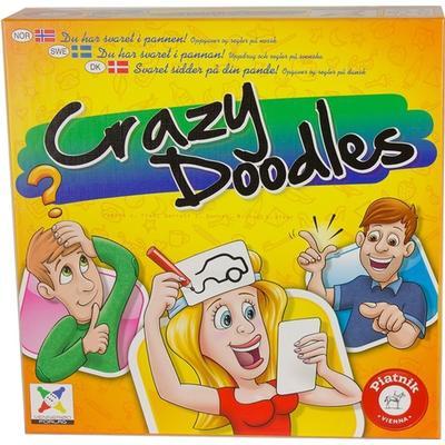 Piatnik Crazy Doodles (Danska)